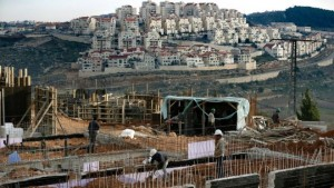 Illegal settlements that despoil their own Biblical landscape